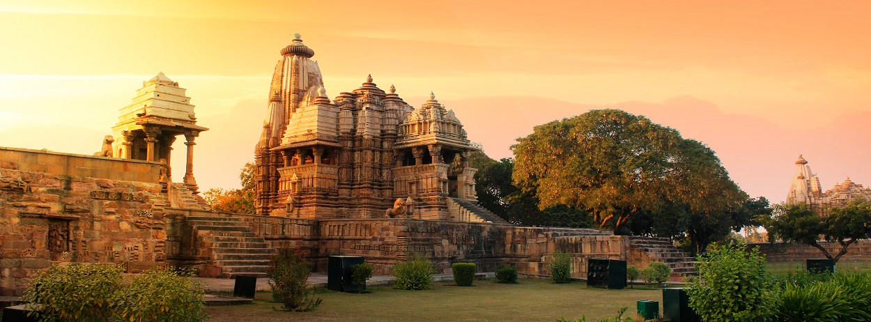 Khajuraho - Tourism in India