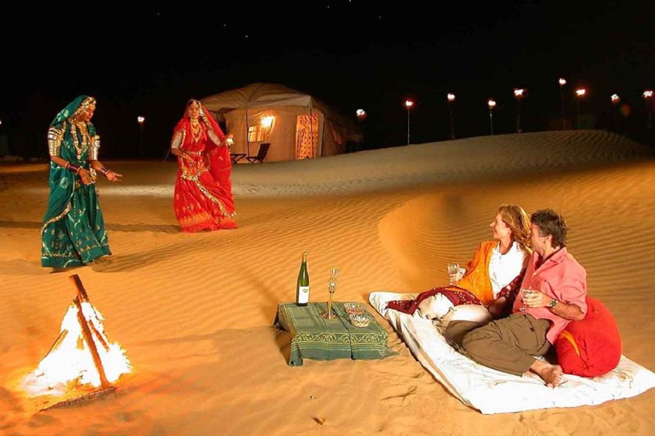Rajasthan rail tour package